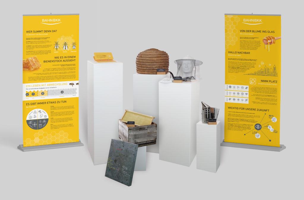 Tag der offenen Tür – Bienenstation (BAHN-BKK, Kampagne)