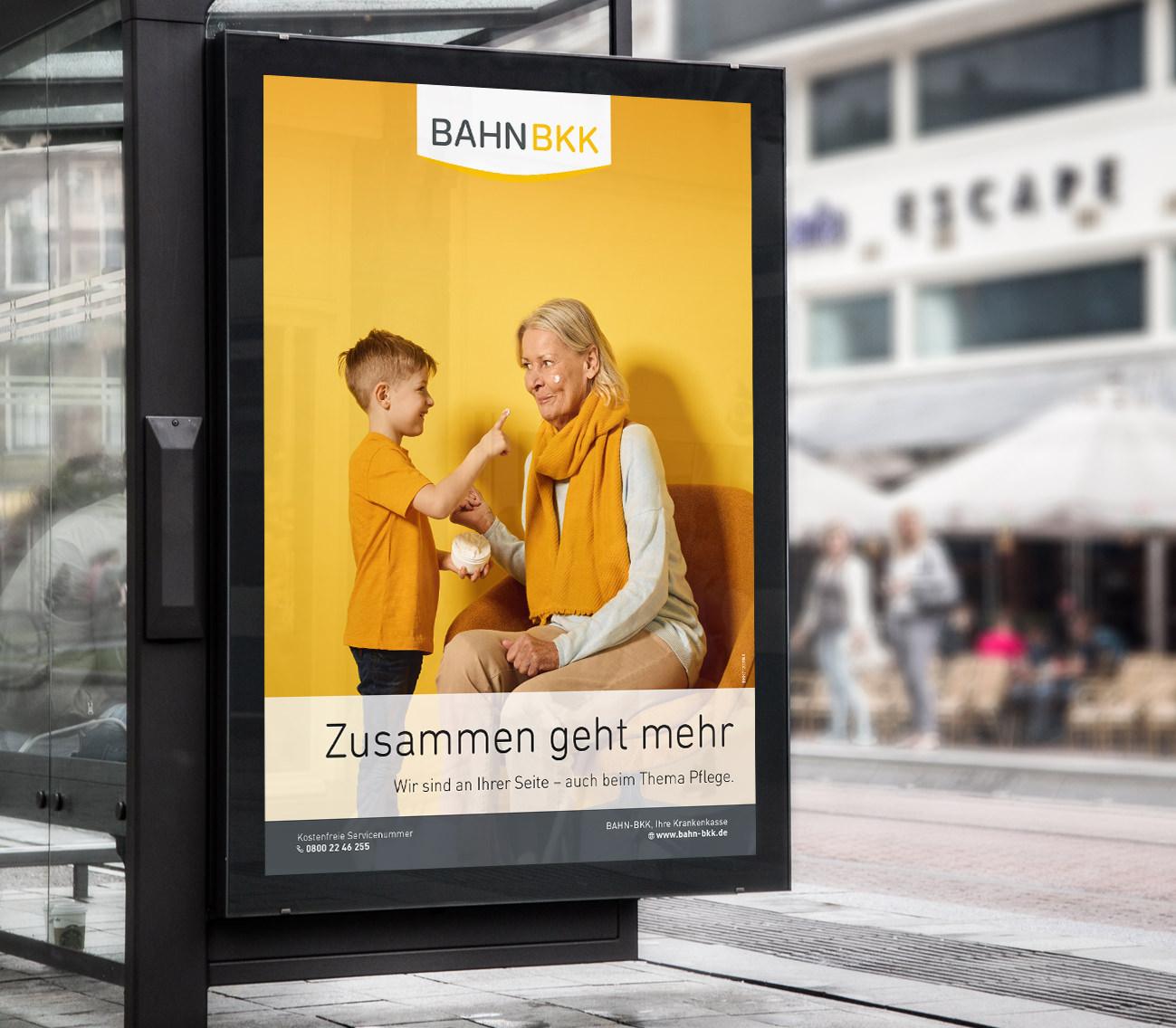 Imagekampagne 05 (BAHN-BKK, Marke)