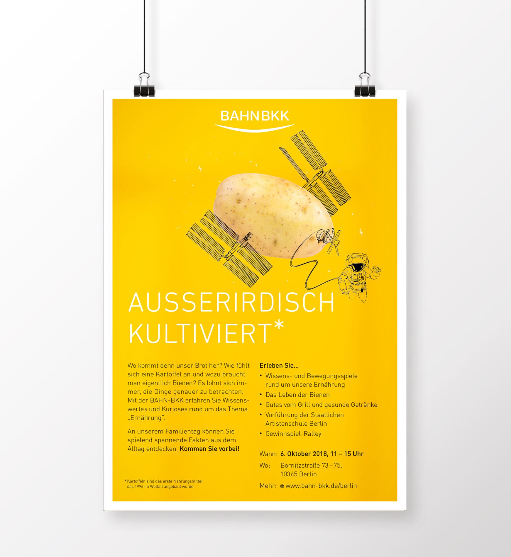 Tag der offenen Tür - Poster 03 (BAHN-BKK, Kampagne)