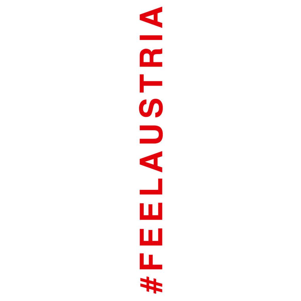 #feelaustria (Österreich Werbung, Grafikdesign)