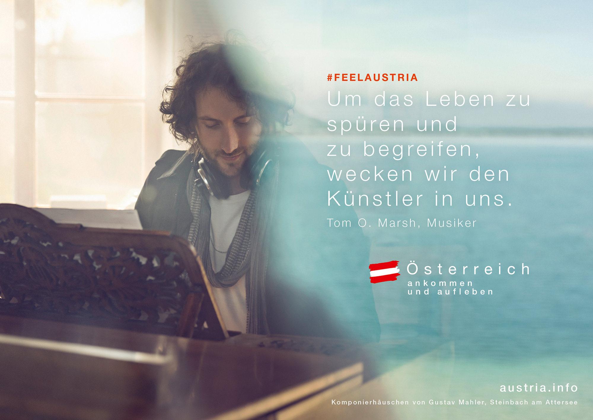 Sujet 01 (Österreich Werbung, Grafikdesign)
