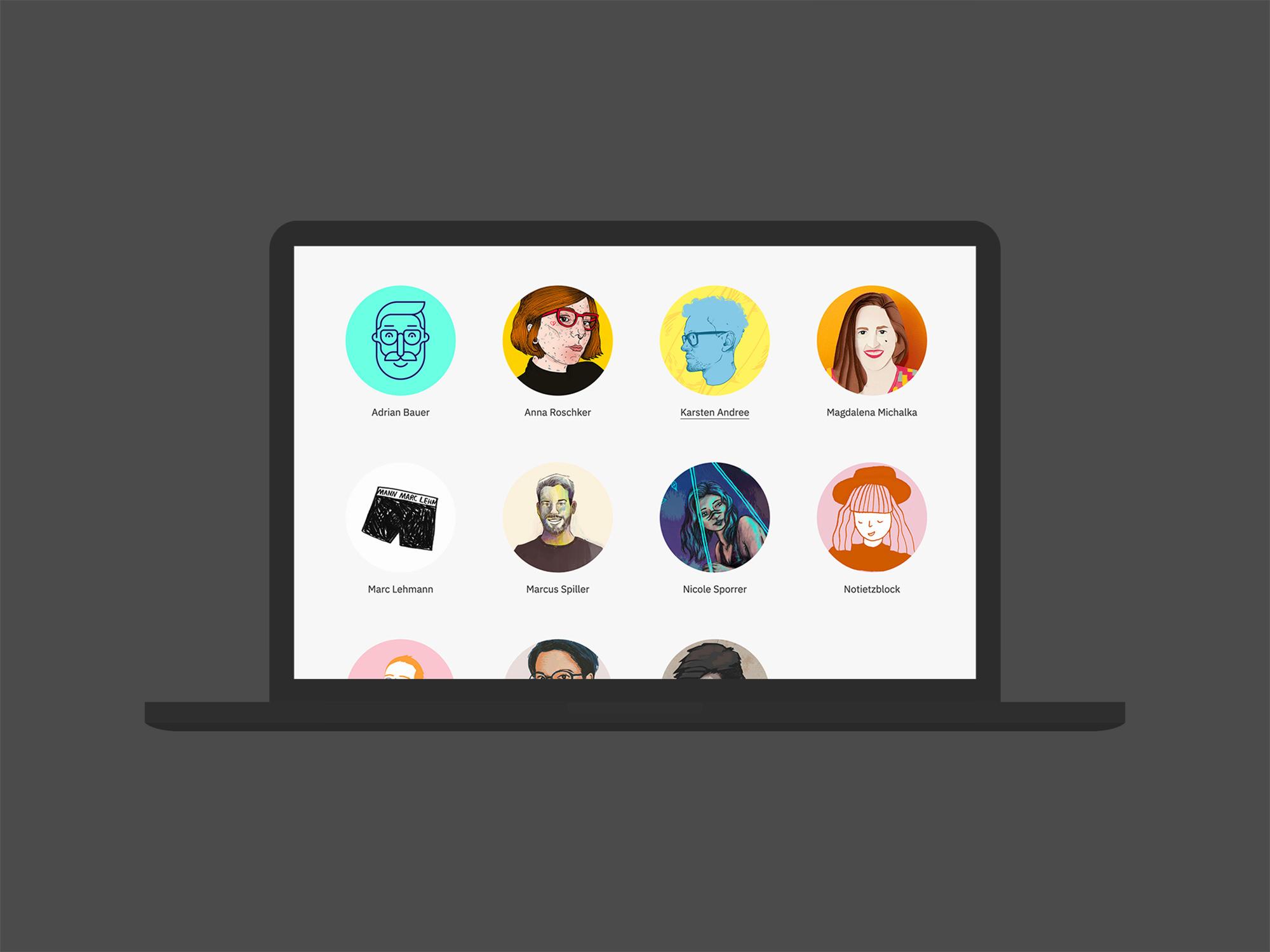 Web 02 (Rauchwetter, Corporate Design)