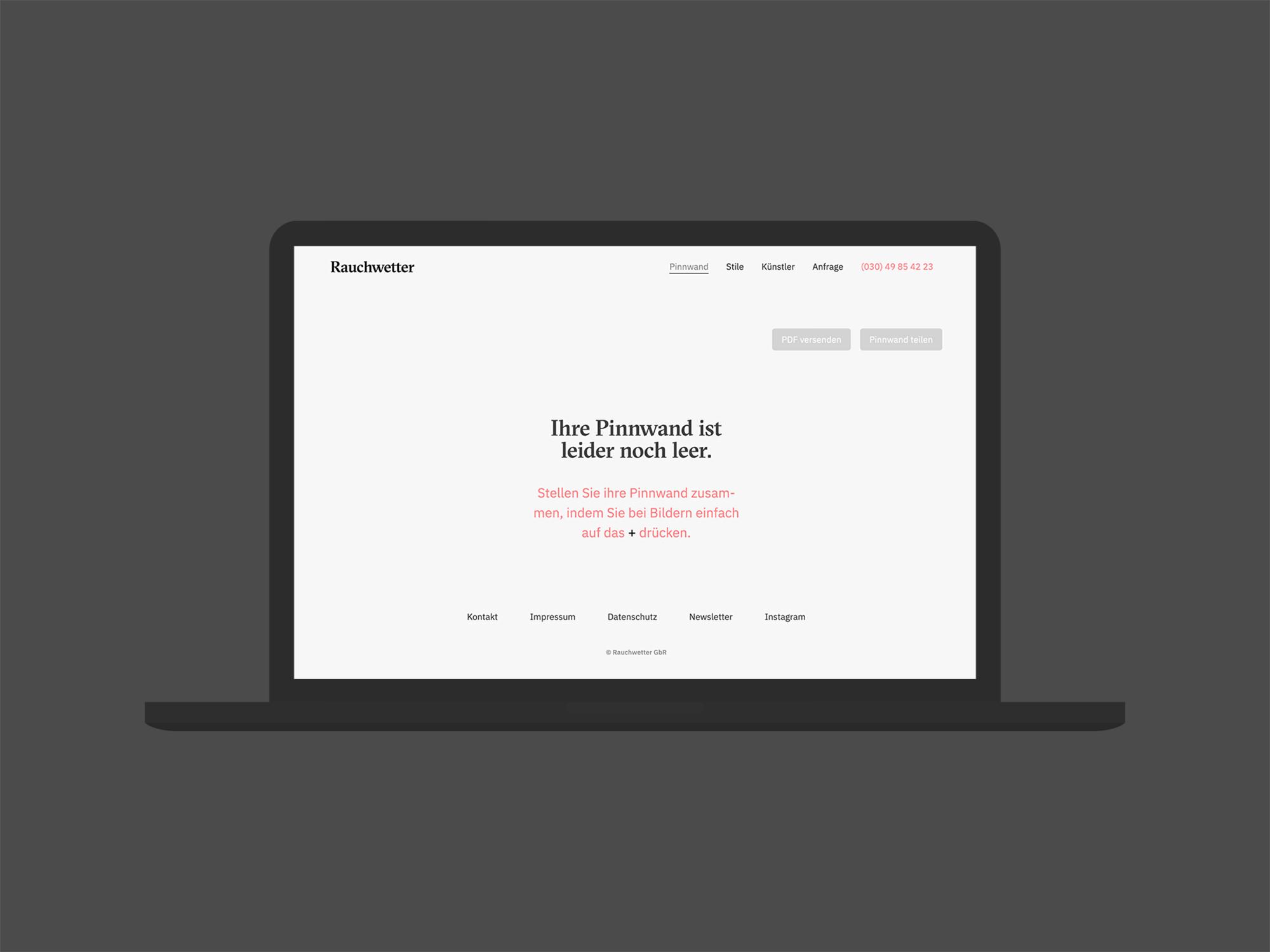 Web 04 (Rauchwetter, Corporate Design)