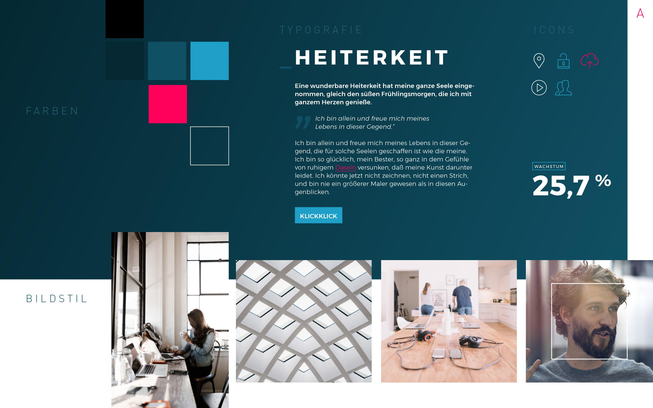 Mood 01 (weventure, Corporate Design, UI)