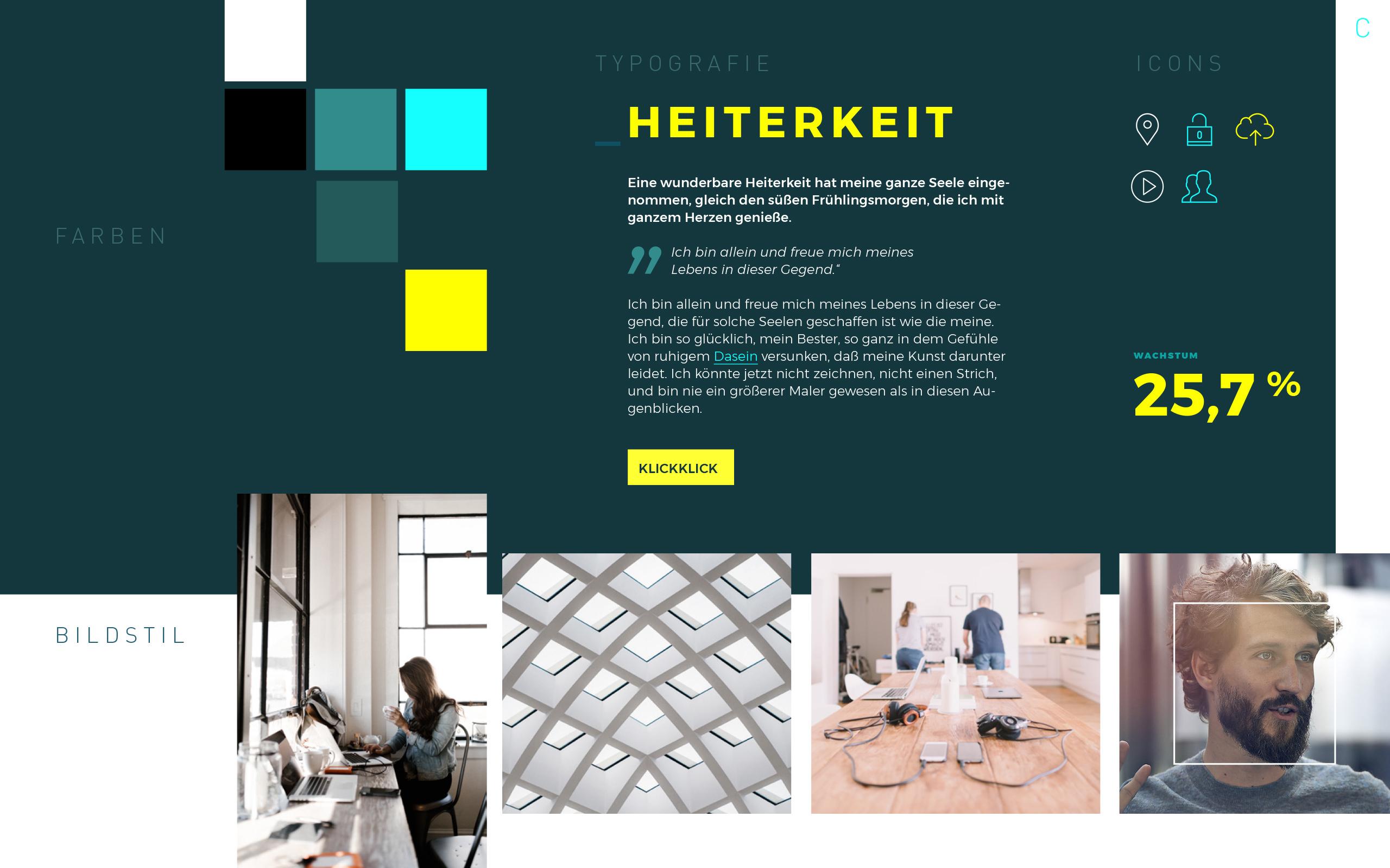 Mood 03 (weventure, Corporate Design, UI)