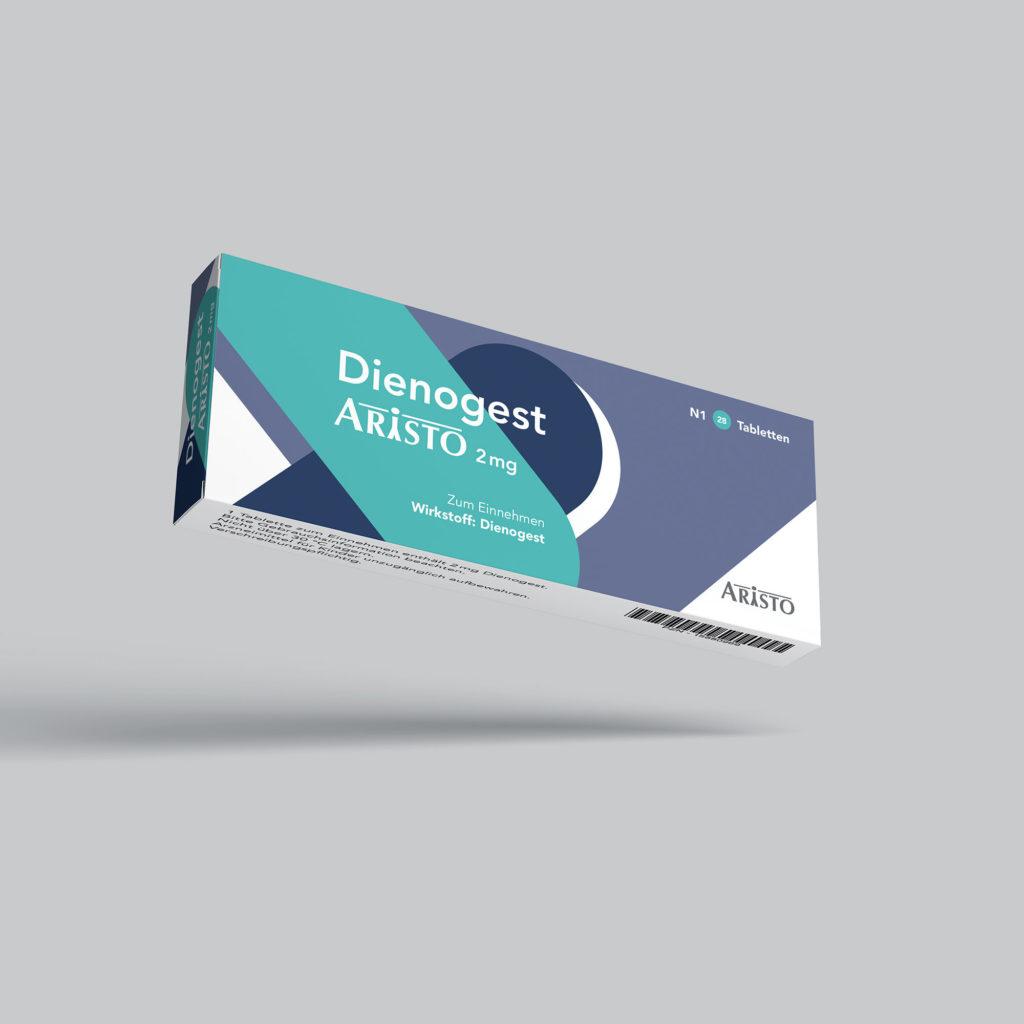 Packaging 06 (Aristo, Kampagne Dienogest)