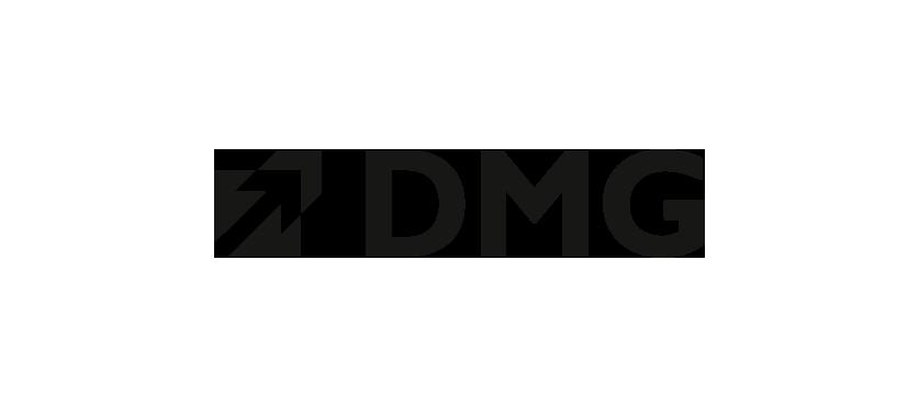 Logo: DMG