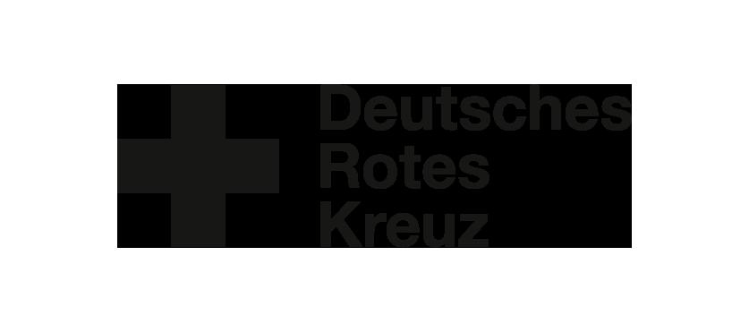 Logo: DRK, Deutsches Rotes Kreuz
